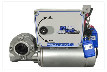 Lift Tech Hoist Motors